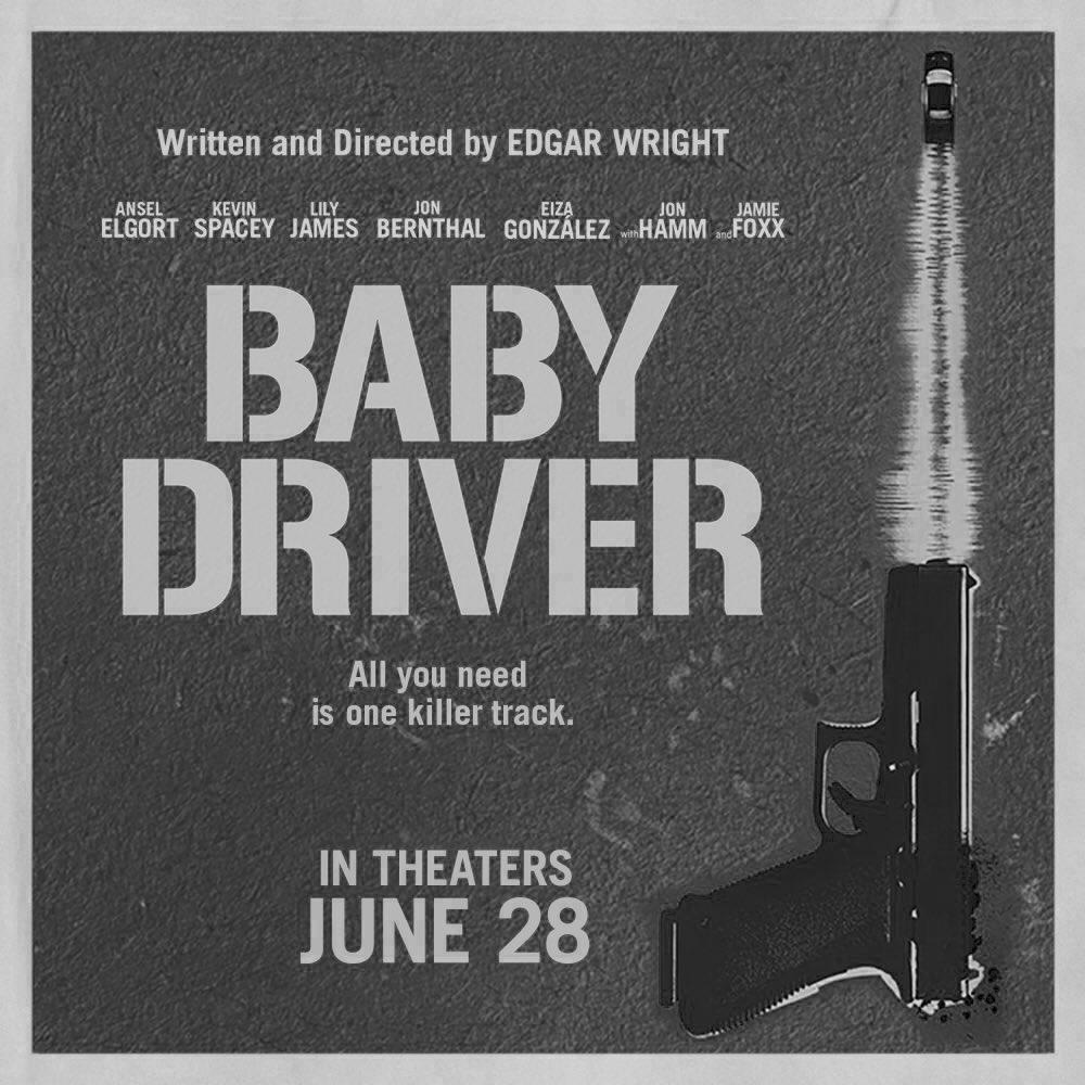 'Baby Driver': A Lead Footed Lesson in Cool